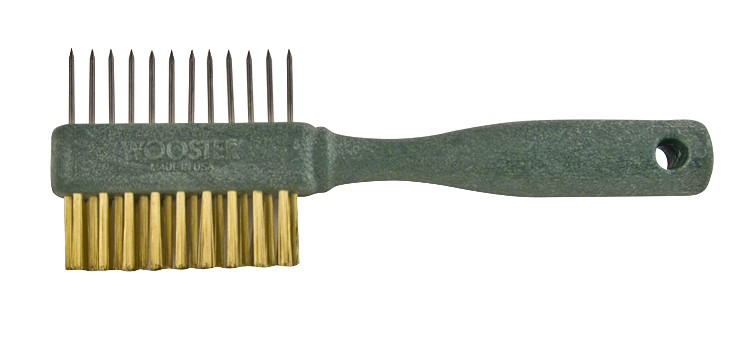 Wooster Brush 1831 Painter's Comb The Wooster Brush Company