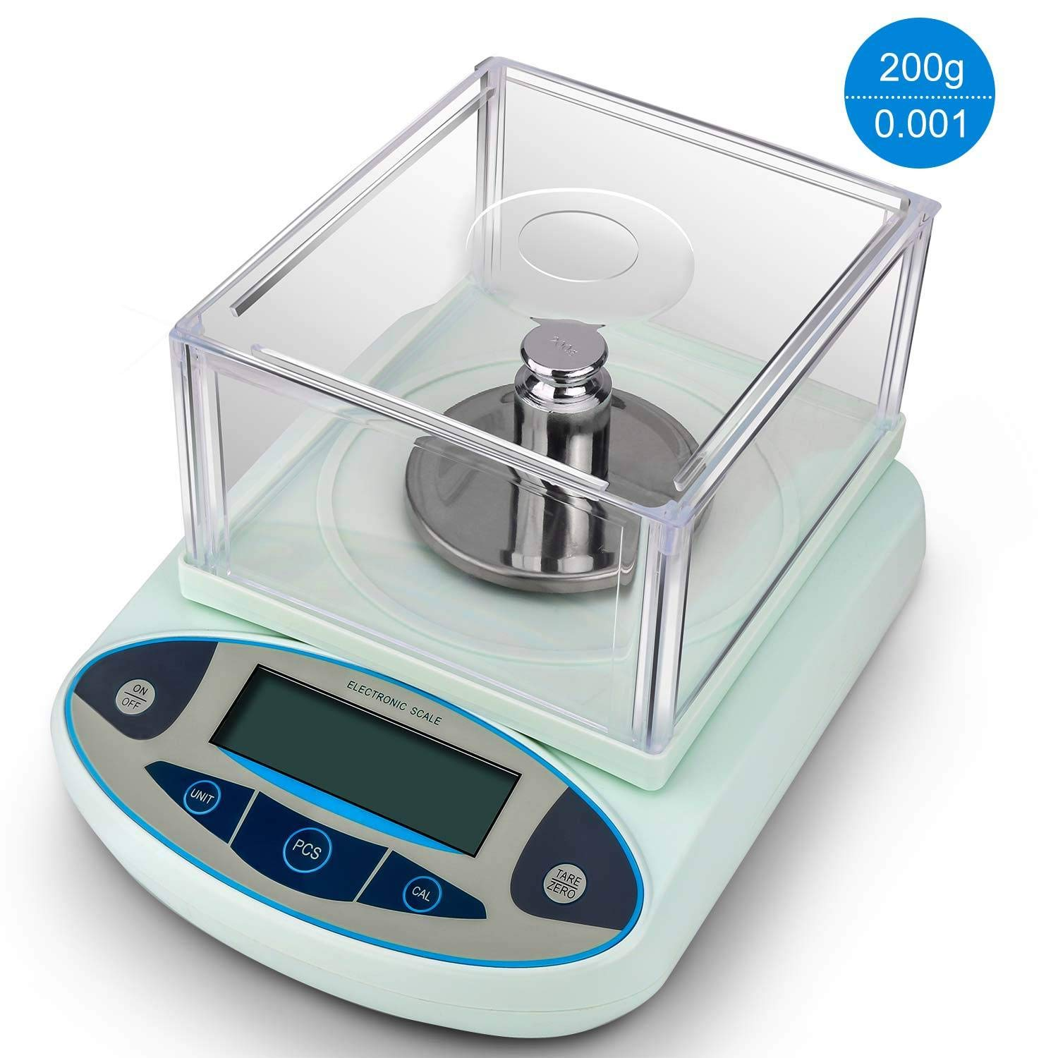 Cute Digital Scale Electronic LCD Display Scale Precision Jewellery Scale Tool