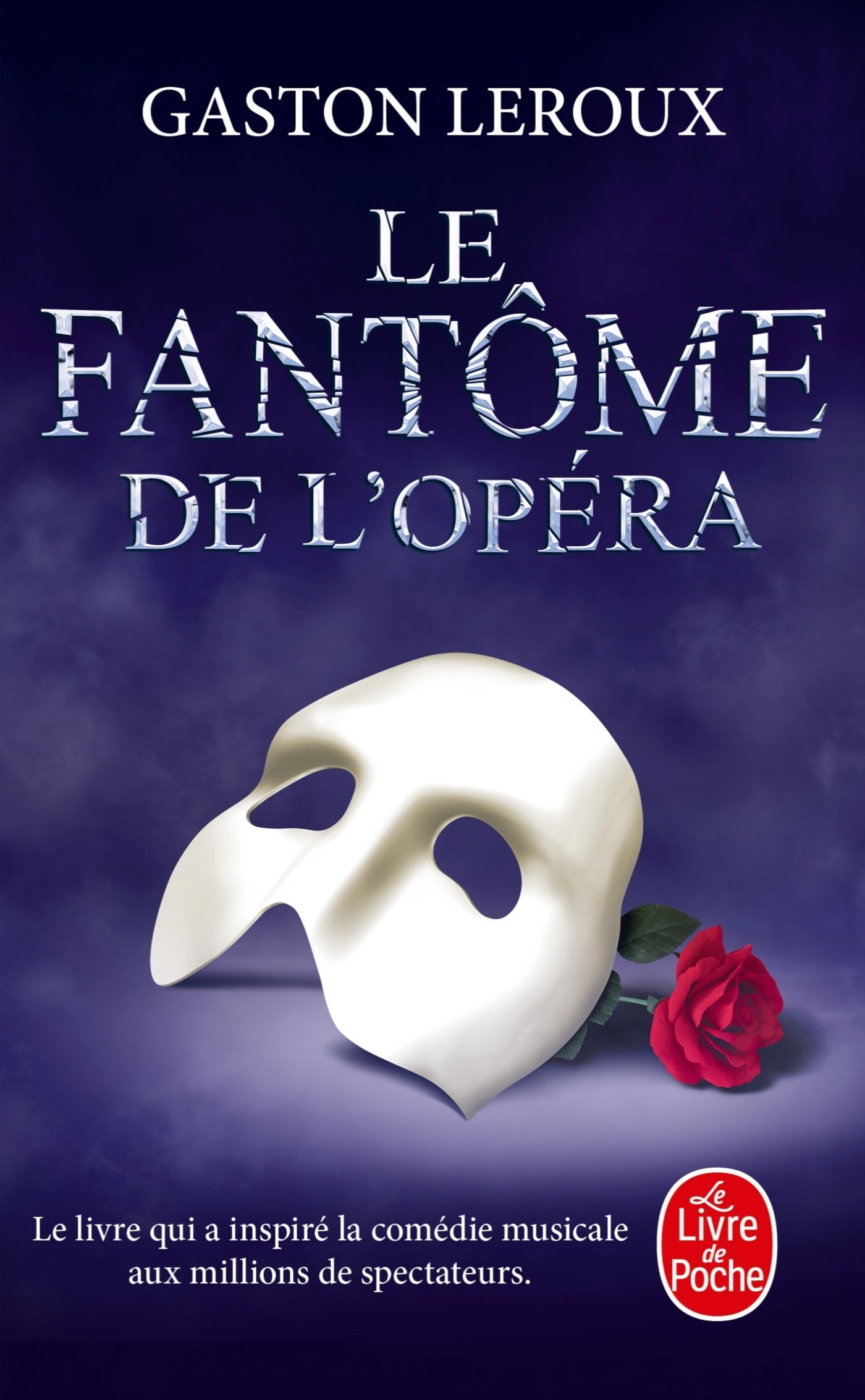 Le Fantôme de l'Opéra (Ldp Policiers)