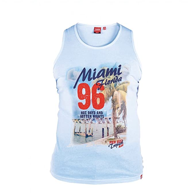 D555 Duke Mens Fabio Big Tall Vest