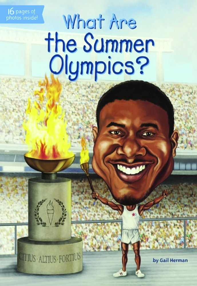 What Are The Summer Olympics? (Turtleback School & Library Binding Edition)