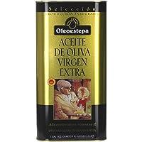 Oleoestepa PDO特级初榨橄榄油5L铁听 原装进口食用油 5L/2.5L*2随机发货