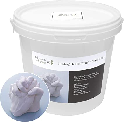 Inc Paint X//Large Baby Alginate Casting Kit In Tubs