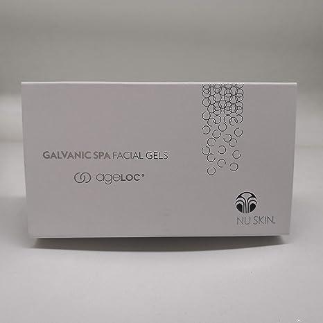 Nuskin galvánico Spa ageloc geles Pack Nu Piel por Nuskin [belleza ...