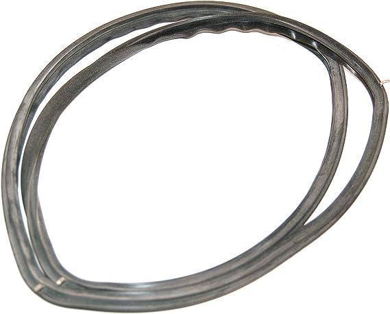AEG Main Oven Cooker Rubber Door Seal /& Corner Clips Gasket Spare Part