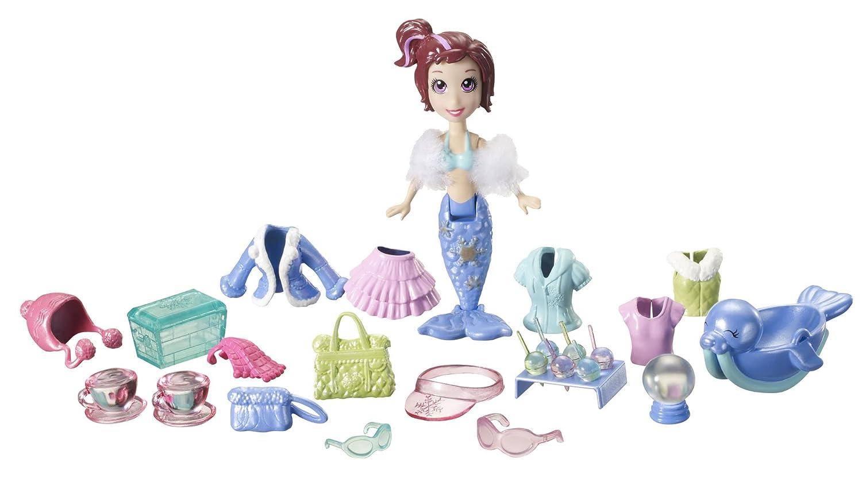 precios bajos Mattel – t7090 – Polly Pocket – Bolsa Vinilo – – – púrpura – de Amigos de la mar  Mercancía de alta calidad y servicio conveniente y honesto.