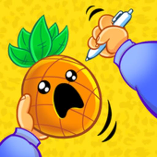 pineapple-pens