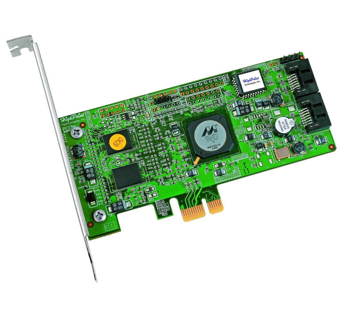 HighPoint RocketRAID 3120 2-Channel PCI-Express x1