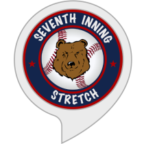 Seventh Inning Stretch Baseball - Buttons Optional