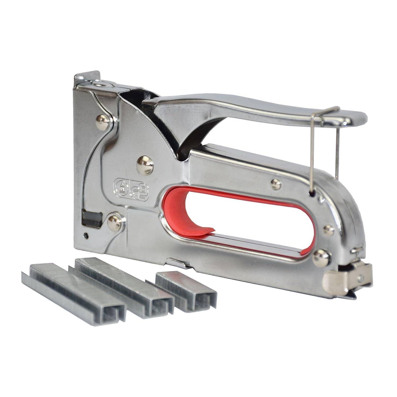 Vinsani resistente in acciaio inossidabile pinzatrice Gun con graffette 0008253