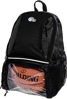 07b8929988ff LISH Basketball Backpack - Large School Sports Bag w Ball Compartment