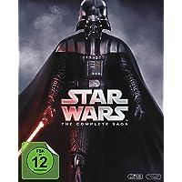 Star Wars: The Complete Saga [9 Blu-rays]