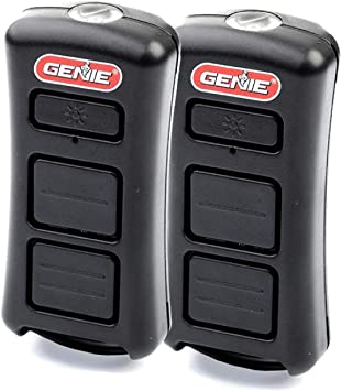 Genie 2 Button Led Flashlight Garage Door Opener Remotes 2 Pack Each Remote Controls 2 Genie Garage Door Openers Includes Led Flashlight Lanyard For Easy Carrying Model Gl2t R 2pack Amazon Com