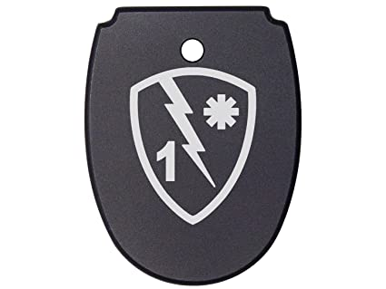 NDZ Performance for SIG SAUER P320 P250 Magazine Base Plate Black 9MM  40   357-1 Ass to Risk Lose
