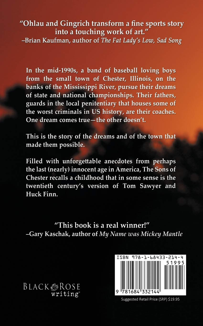 Sons of Chester: A Tale of Small Town Boys, Baseball, and