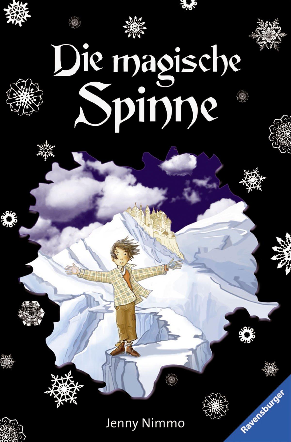 Die Magische Spinne (ravensburger Taschenb�cher): Amazon: Jenny Nimmo,  Regina Kehn, Caroline Fichte, Michaela Kolodziejcok: B�cher