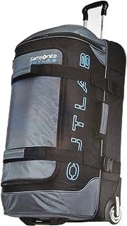 Chiemsee PREMIUM TRAVELBAG, BA Sac de voyage, 71 cm, 100 liters, Noir (999)