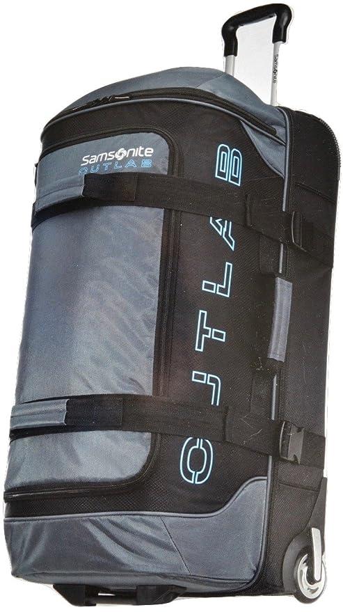 Samsonite - Bolsa de viaje negro negro/gris EXL: Amazon.es ...