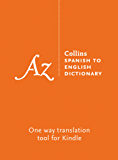 Collins Spanish to English Dictionary (Spanish Edition)