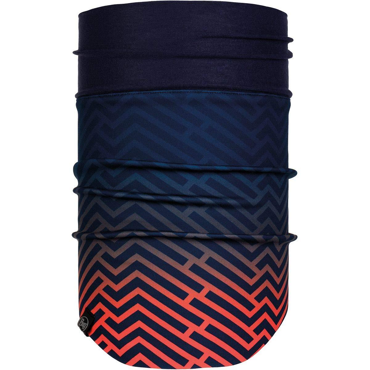 Buff Windproof Neck Warmer Arashi Black One Size Inc. Windproof Neckwarmer