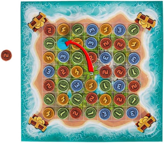 Lúdilo-80352 Isla del Tesoro (80352): Amazon.es: Juguetes y juegos