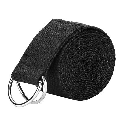 eizur Yoga Correa Cinturón Cinturón Yoga Yoga algodón ...