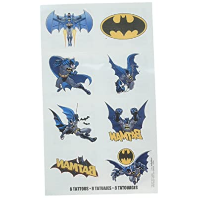 Batman Tattoo Favors, Party Favor: Kitchen & Dining