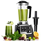 CasaCosa 2200W Professional Blender for Kitchen, Countertop Smoothie Blender Machine with Variable Speed, 2L Tritan Container