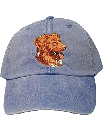 de3526097c44b Cherrybrook Royal Blue Dog Breed Embroidered Adams Cotton Twill Caps (All  Breeds)