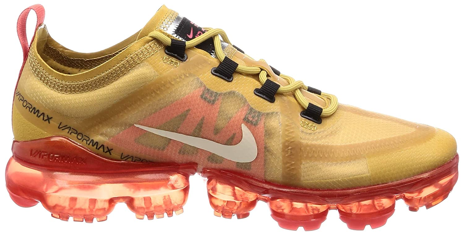 Nike Air Vapormax 2019 'Crimson Gold' AR6631 701: Amazon