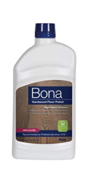 Bona High Gloss Finish Hardwood Floor Liquid Wax