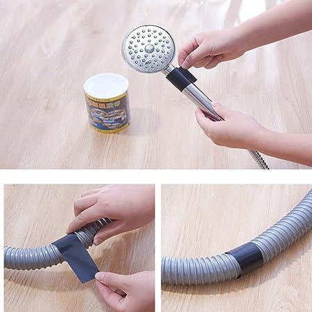 Haidong 2Pcs Self Fusing Water Leak Pipe Repair Tape Sealed Waterproof Plumbing Tape Emergency Mending Tape
