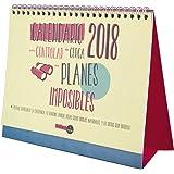 Finocam Talkual - Calendario de sobremesa 2018, español, 210 x 150 mm, 120 g/m²