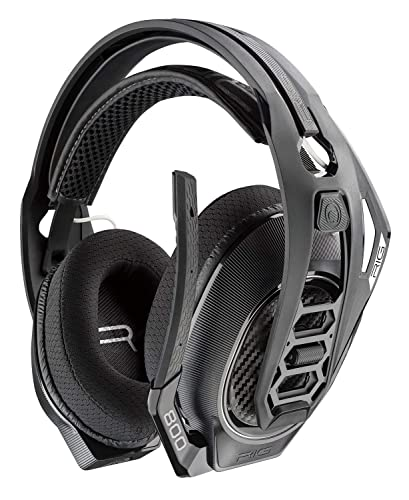 Plantronics Gaming Headset, RIG 800LX Wireless Gaming Headset