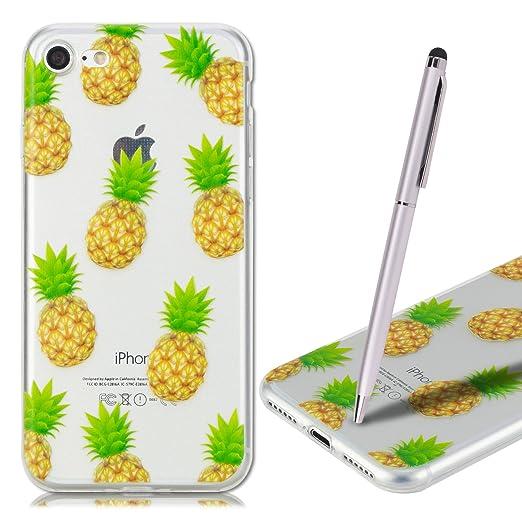 9 opinioni per iPhone 7 Cover, CaseLover Custodia for iPhone 7 4.7 Pollici Back Cover Silicone