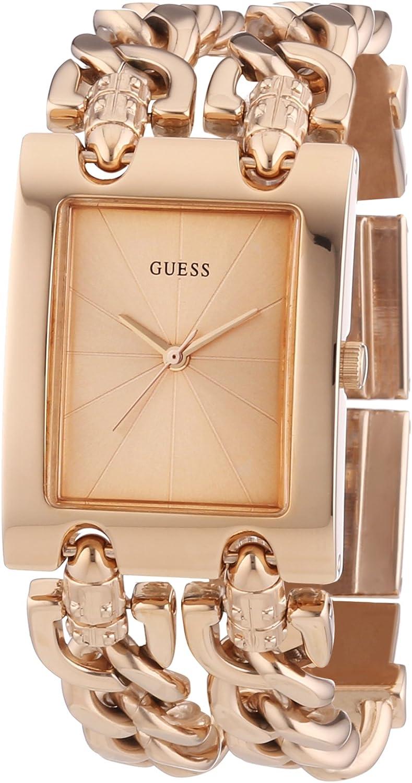 Guess Reloj Mujer W0073L2: Amazon.es: Relojes