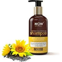 WOW Perfect Color Protection Shampoo - No Parabens, Sulphates & Silicones - 300 ml