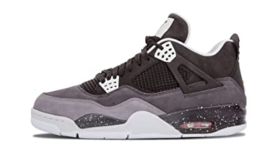 cheaper 5c8b9 ade27 Air Jordan 4 Retro (Fear Pack) Black/White-Cool Grey-Pr Pltnm (9)