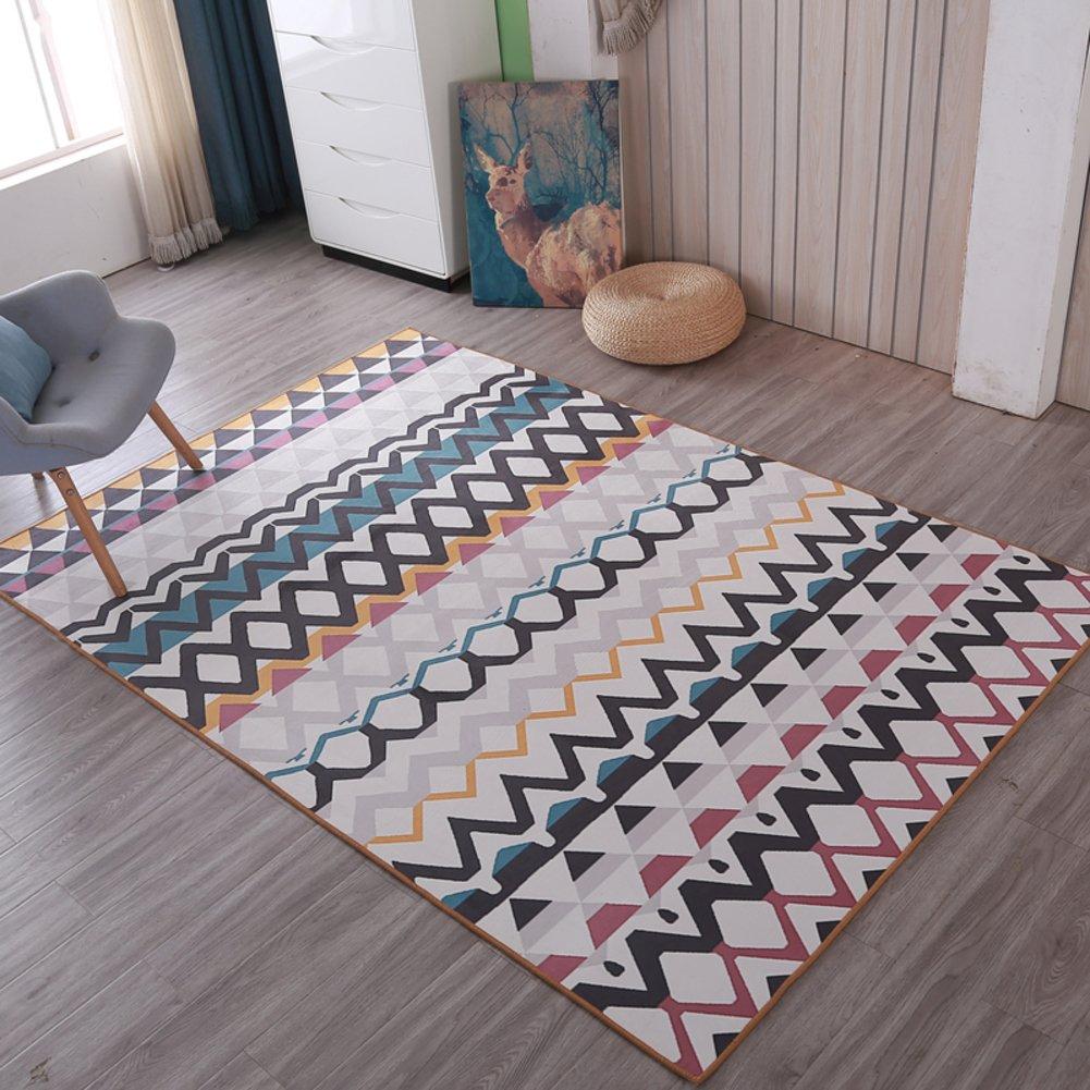 Carpet,non-slip mat,bedroom bedside mats-D 200x300cm(79x118inch)