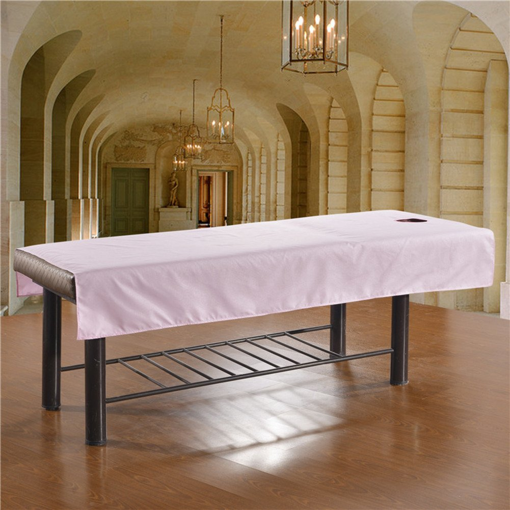 LWZY Linens Massage table sheet,waterproof sheets,spa linens/cosmetic sheets/physiotherapy massage and massage sheet-D 190x120cm(75x47inch)