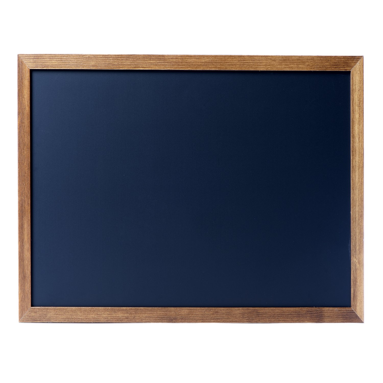 Cedar Markers 24''x18'' Chalkboard With Wooden Frame. 100% Non-Porous Erasable Blackboard and Whiteboard For Liquid Chalk Markers. Magnet Board Decorative Bulletin Board for Every Event (24x18)