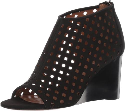 suede wedge sandals uk