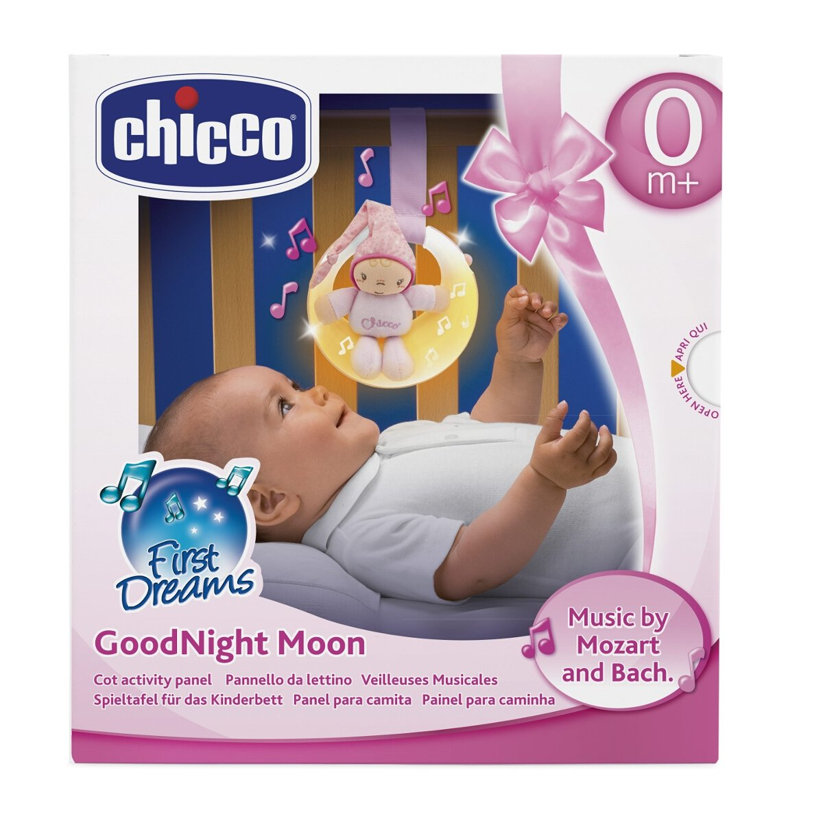 Chicco Luces Musicales Buenas Coches, Color Rosa: Amazon.es ...