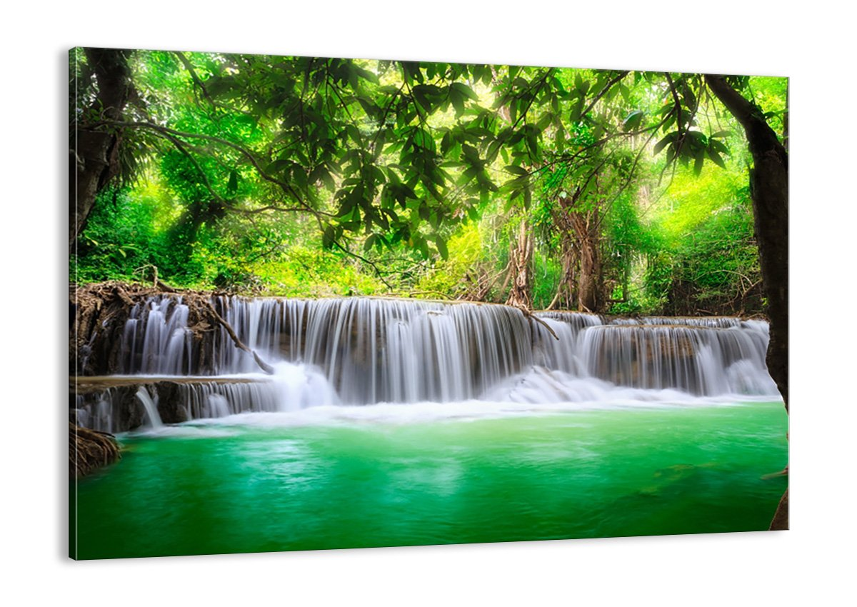 Canvas Picture - one-part Width 27,6