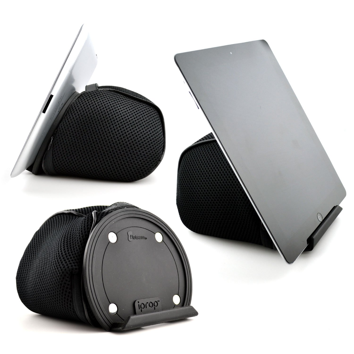 ipad bed lap stand by iprop bean bag universal