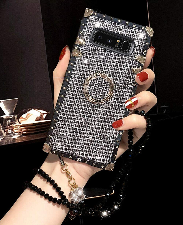 Funda Para Samsung Note 8 Glitter Kapadson (7qvgwfzx)