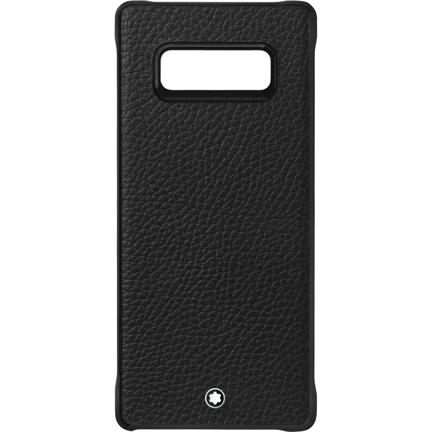 Genuine Official Montblanc Soft Grain Leather Hard Shell Back Cover Case Meisterstuck 119104 for Samsung Galaxy Note 8 (SM-N950)