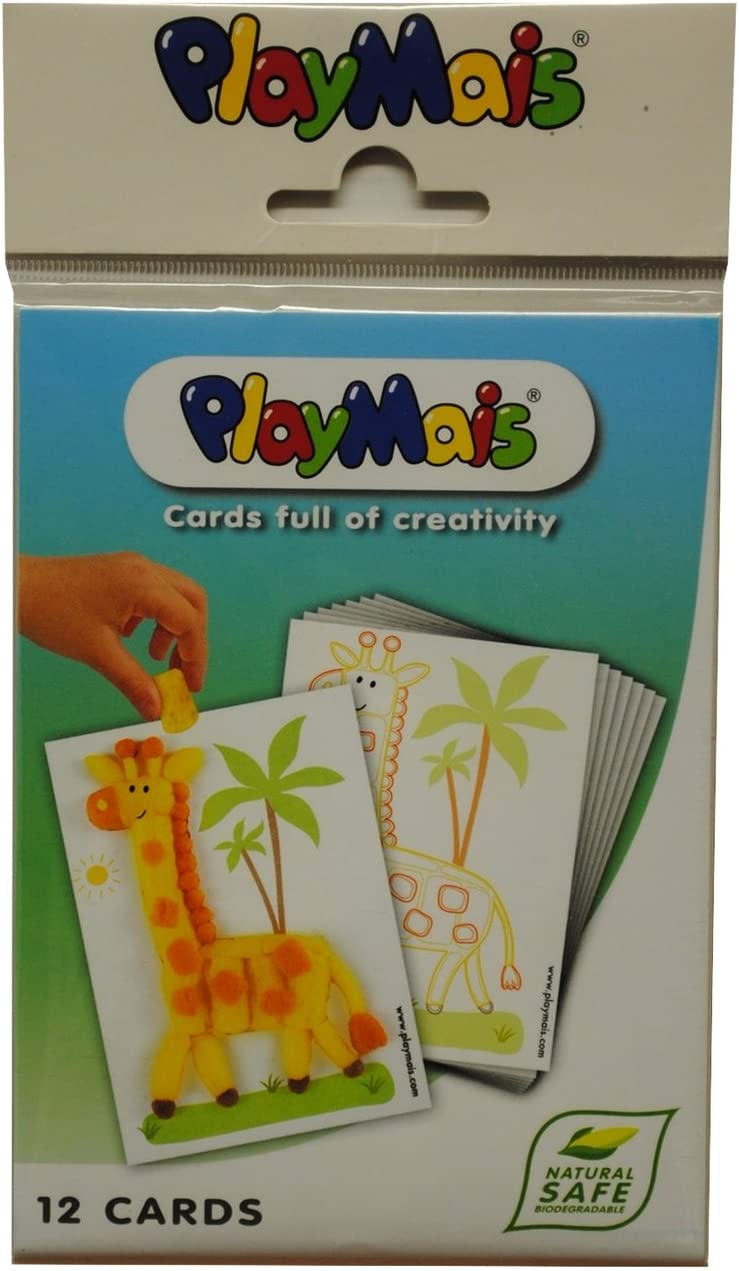 Play maíz 160175 Manualidades de maíz con diseño Plantillas ...