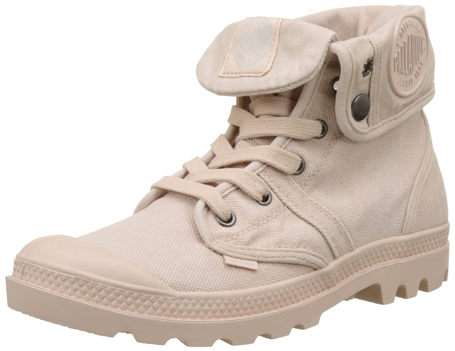 Pink (pink Dust Silver Birch 682) Palladium Women's Pallabrouse Baggy Chukka Boot