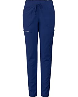 f24c93f6a5d Medgear Superflex Women's Stretch Activewear Scrub Pant Tapered Leg Jogger